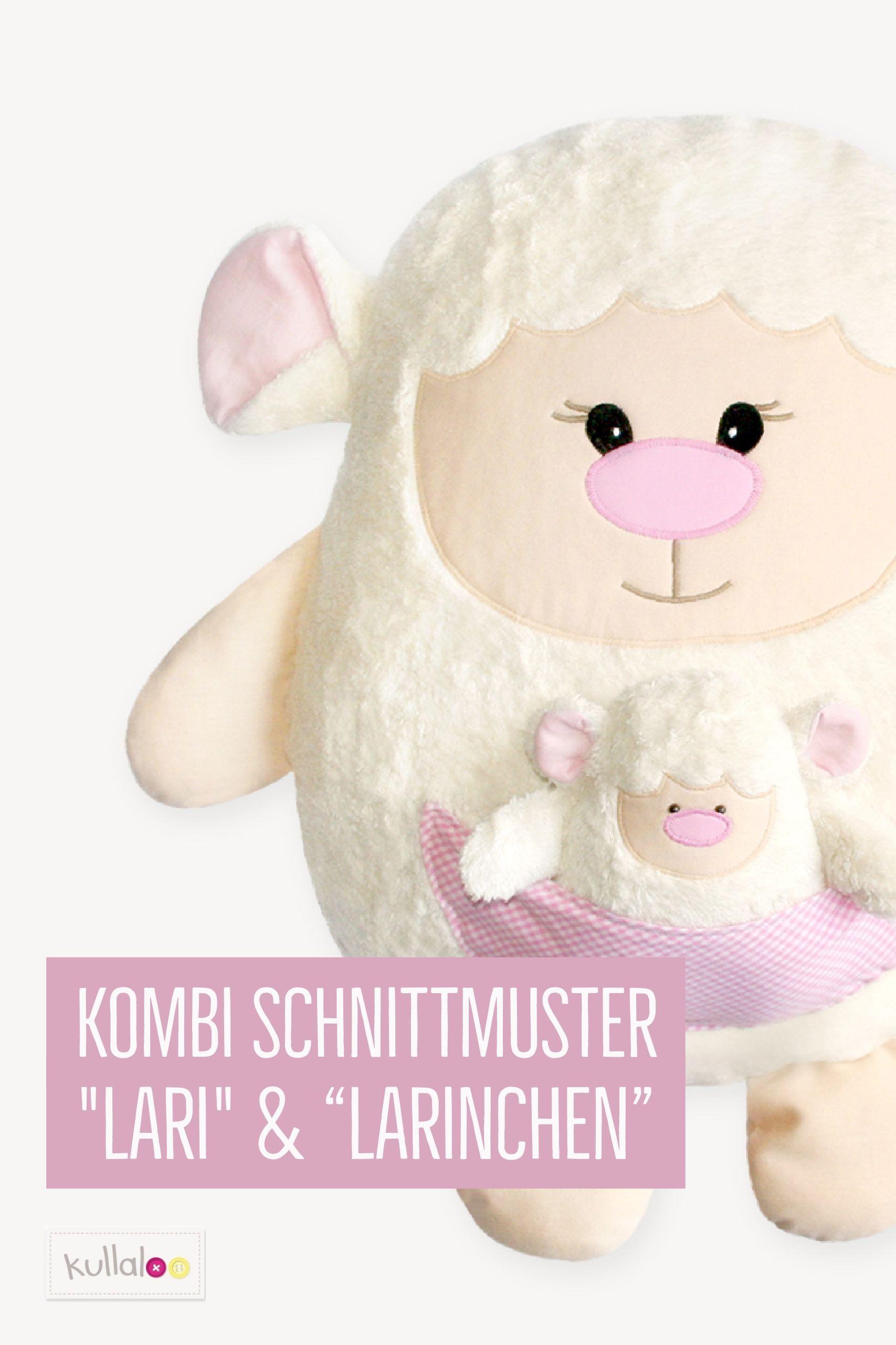 Schnittmuster Schaf \