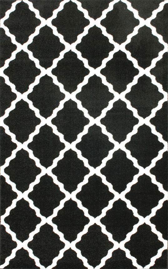 Black And White Carpet Designs Black And White Carpet Black Rug