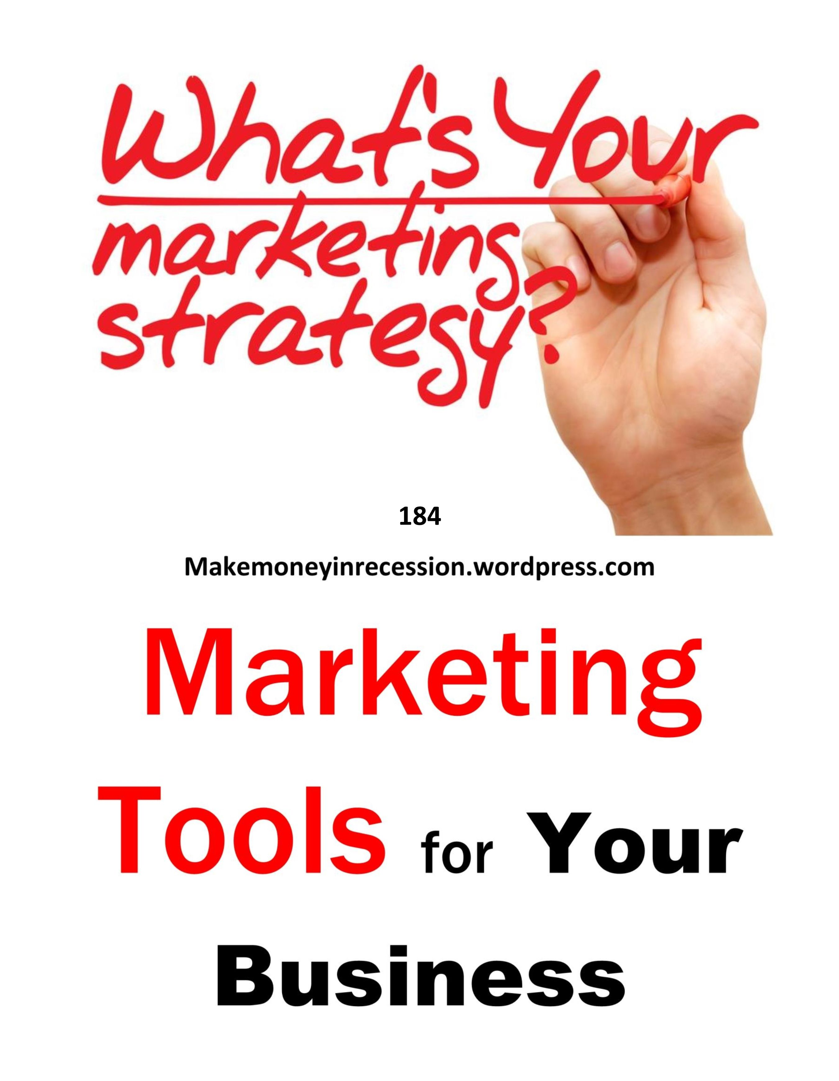 Advertising Techniques And Marketing Tools For Online Biz