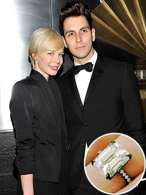 All About Gabe Saporta and Erin Fetherston's Romantic Engagement