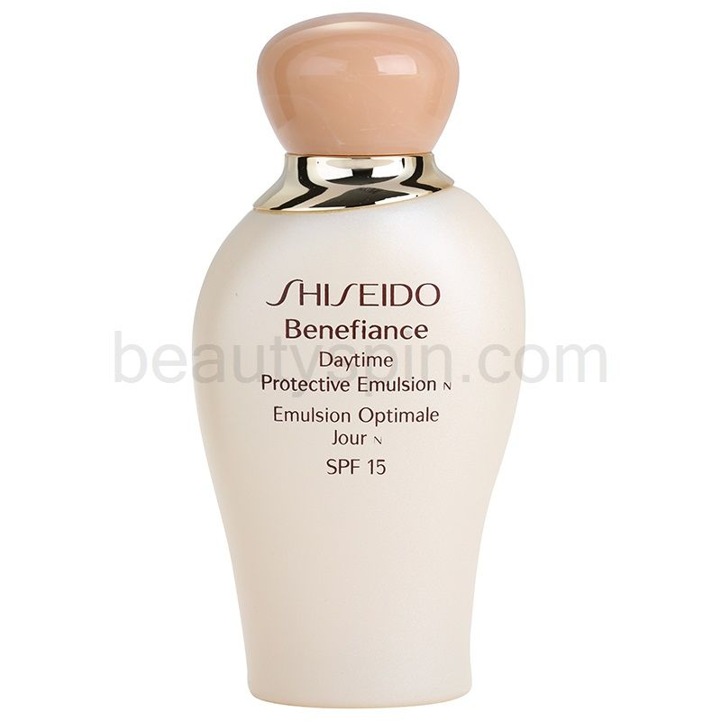Shiseido Benefiance Facial Emulsion http://www.beautyspin.com/shiseido/benefiance-facial-emulsion-for-normal-to-dry-skin/