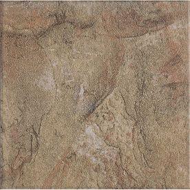 Del Conca 13 Quot X 13 Quot Canyon Slate Glazed Porcelain Floor