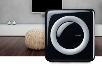 249 99 Coway Ap 1512hh Mighty Air Purifier With True Hepa And Eco Mode The Mighty Air Purifier Is Compact By Des Air Purifier Latest Tech Gadgets Purifier