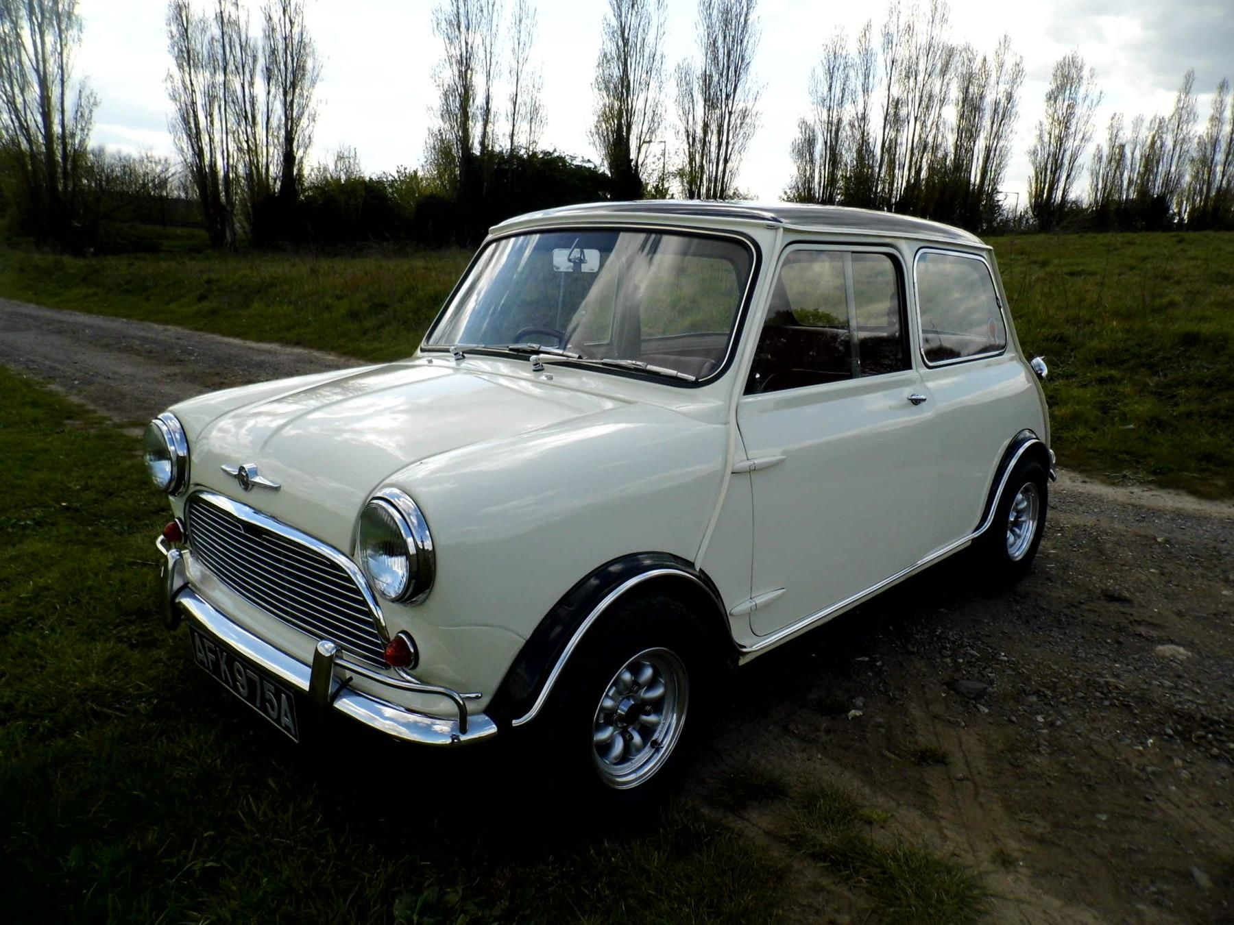 Used 1963 Mini Classic All Mini Classics for sale in Kent from G.C. ...