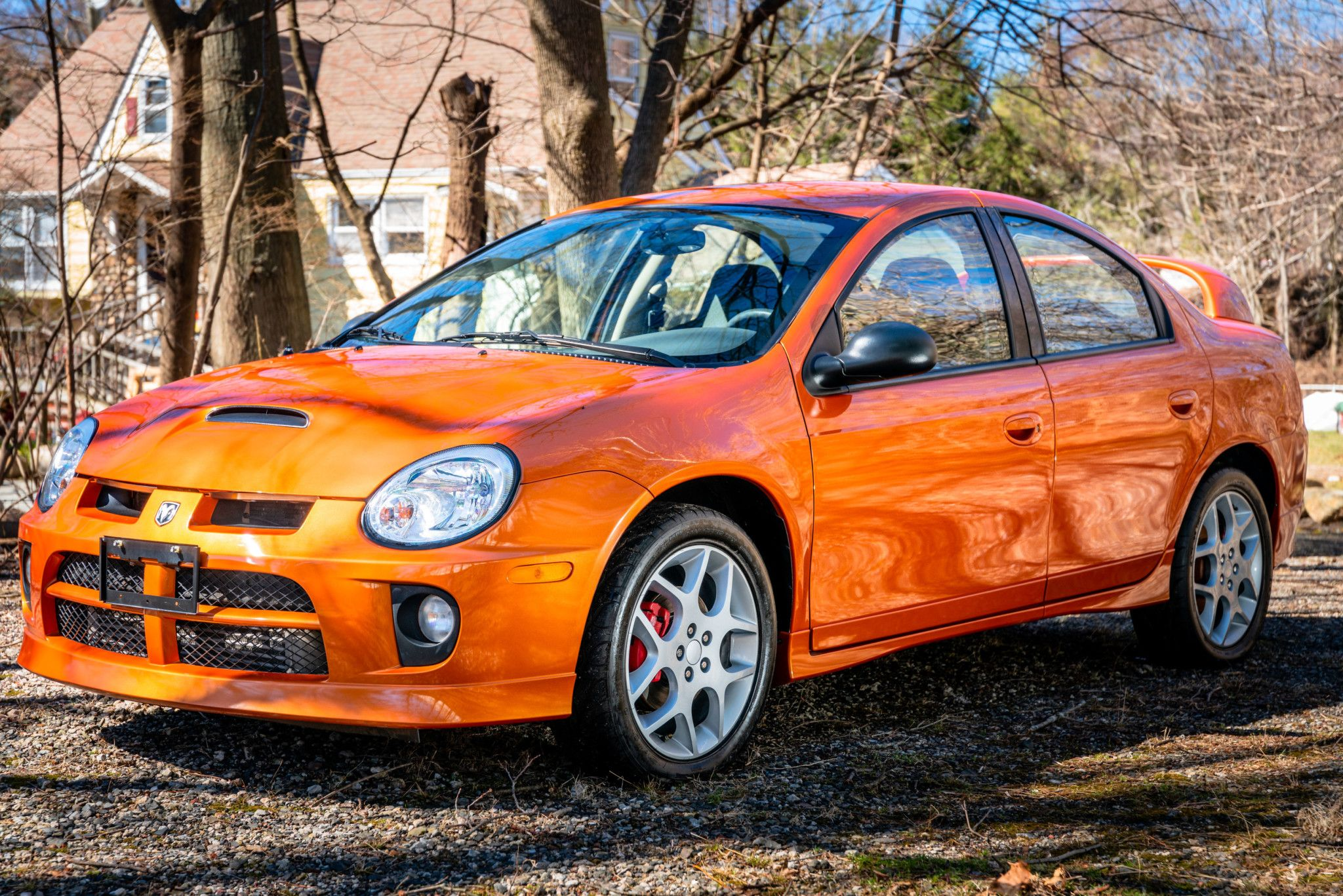 2 900 Mile 2005 Dodge Neon Srt 4 Srt Classic Cars Dodge