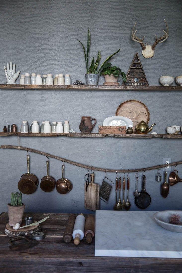 Interior Inspiration: Beth Kirby\'s Moody Kitchen | Kitchens, Walls ...