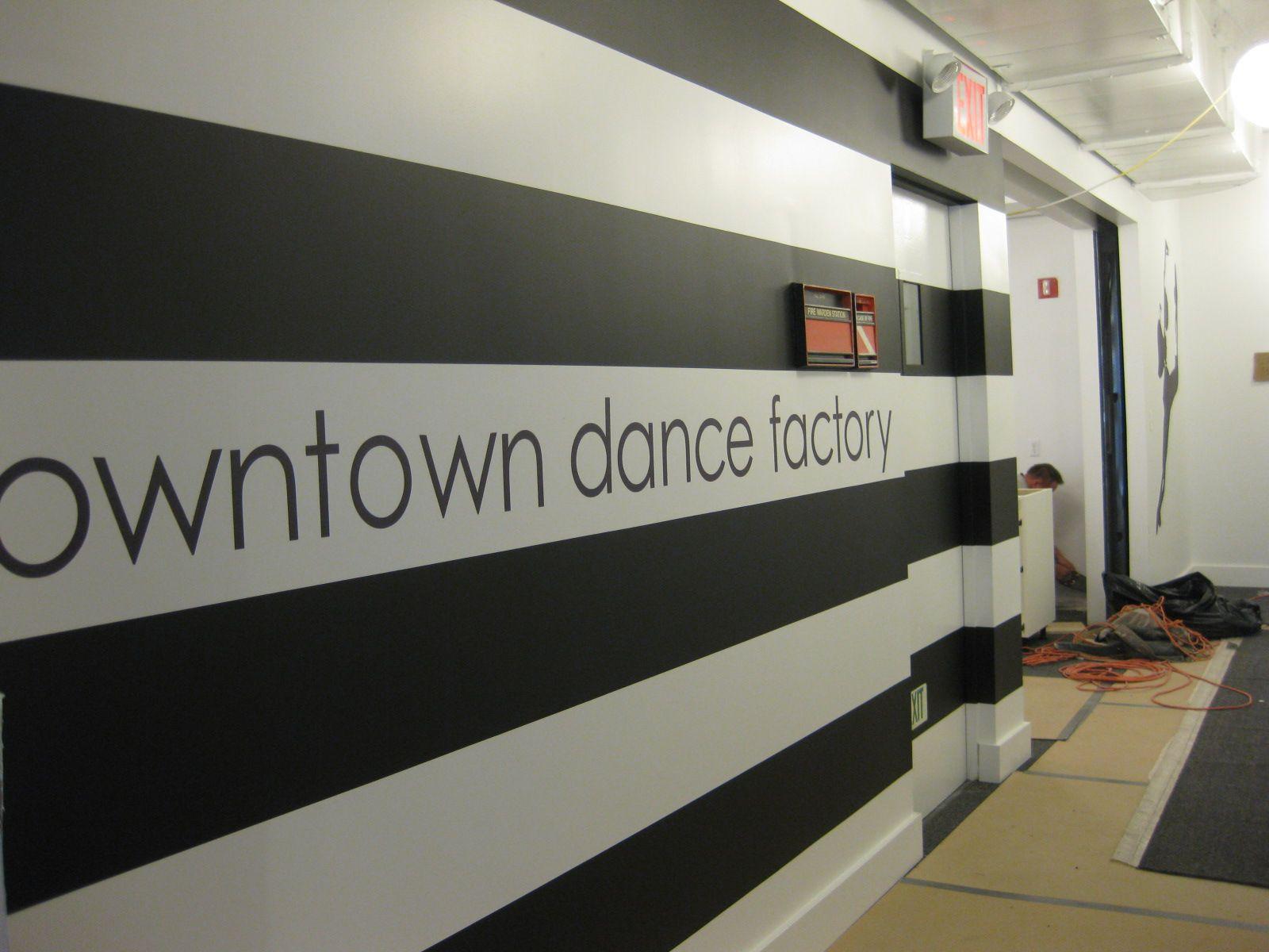 Alfa img , Showing \u003e Dance Studio Wall