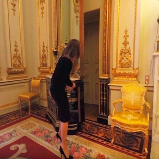 Inside Buckingham Palace