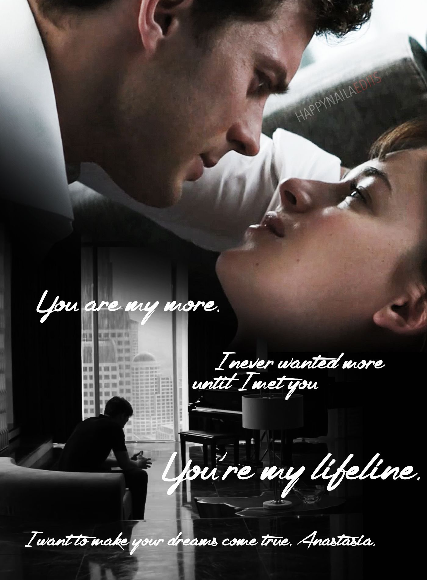 You are my more #FiftyShades