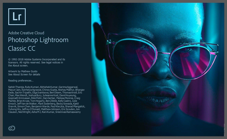 Adobe lightroom classic vs cc