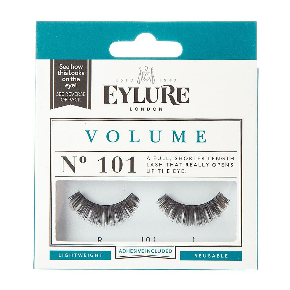 cbe540f4138 Claire's Eylure Volume No. 101 False Lashes in 2019 | Products ...