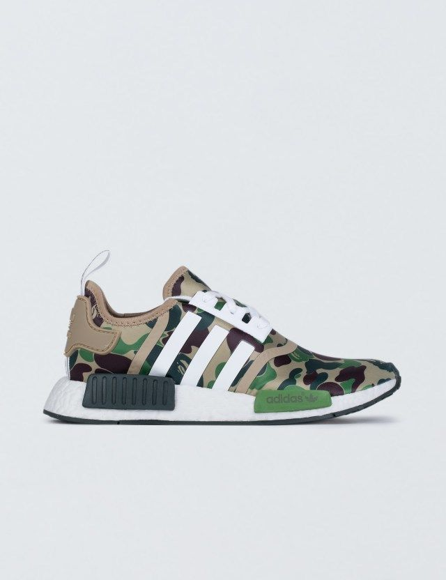 9cecb2770 Adidas NMD R1 Bape Green Camo  adidas  nmd  sneakers  shoe  shoes  fashion   trend  trendway  outfit  allstar  superstar
