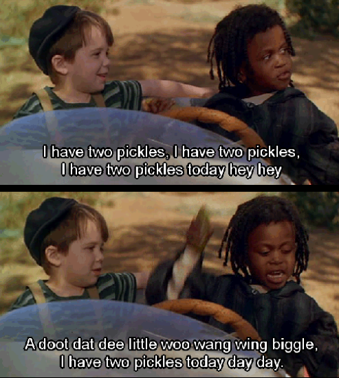 Best Comedy Movie Quotes Of All Time: The Little Rascals (1994)