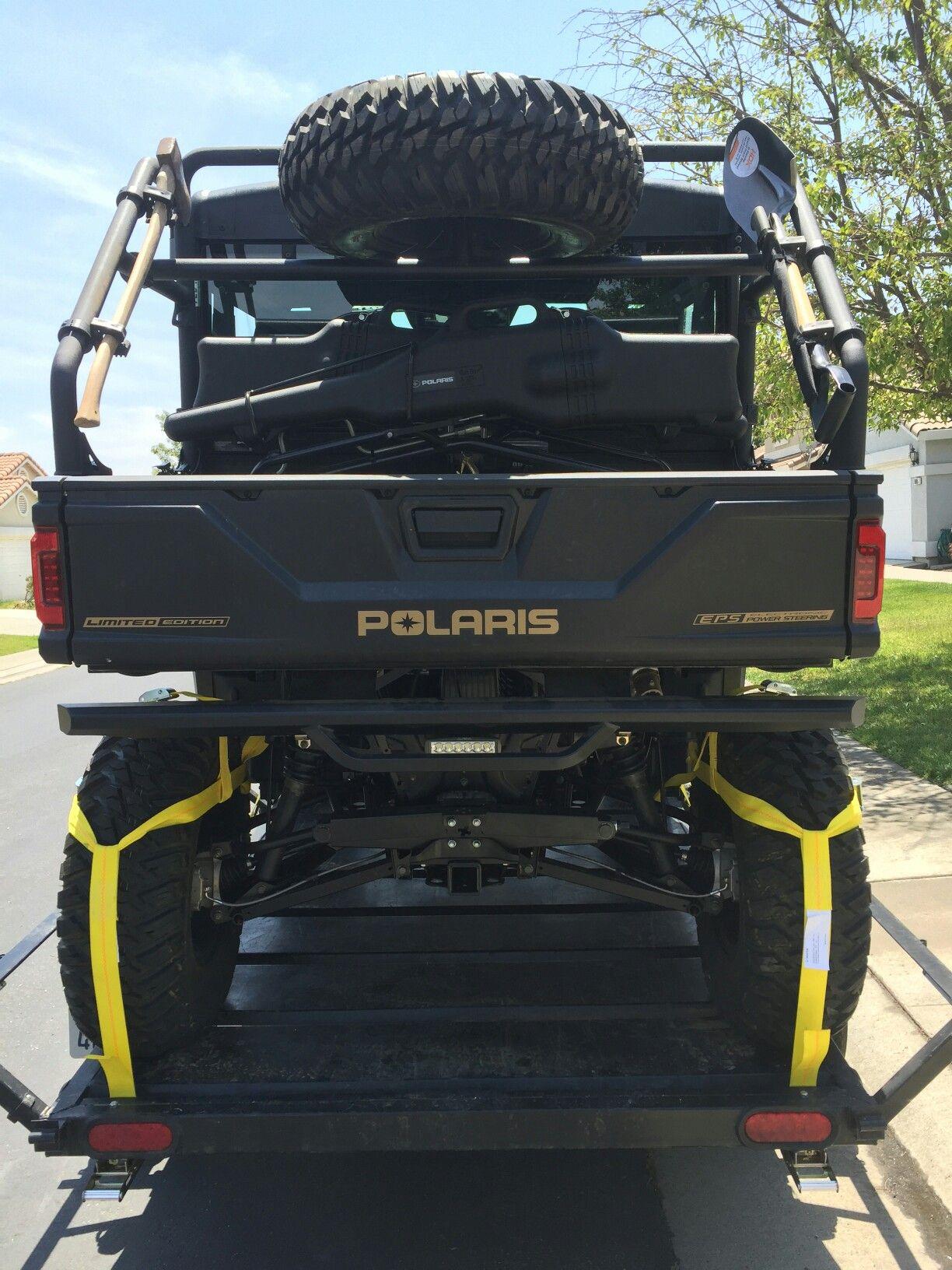 Polaris Ranger Bed Roll Bar Polaris Ranger Xp 900 Ranger Polaris Ranger