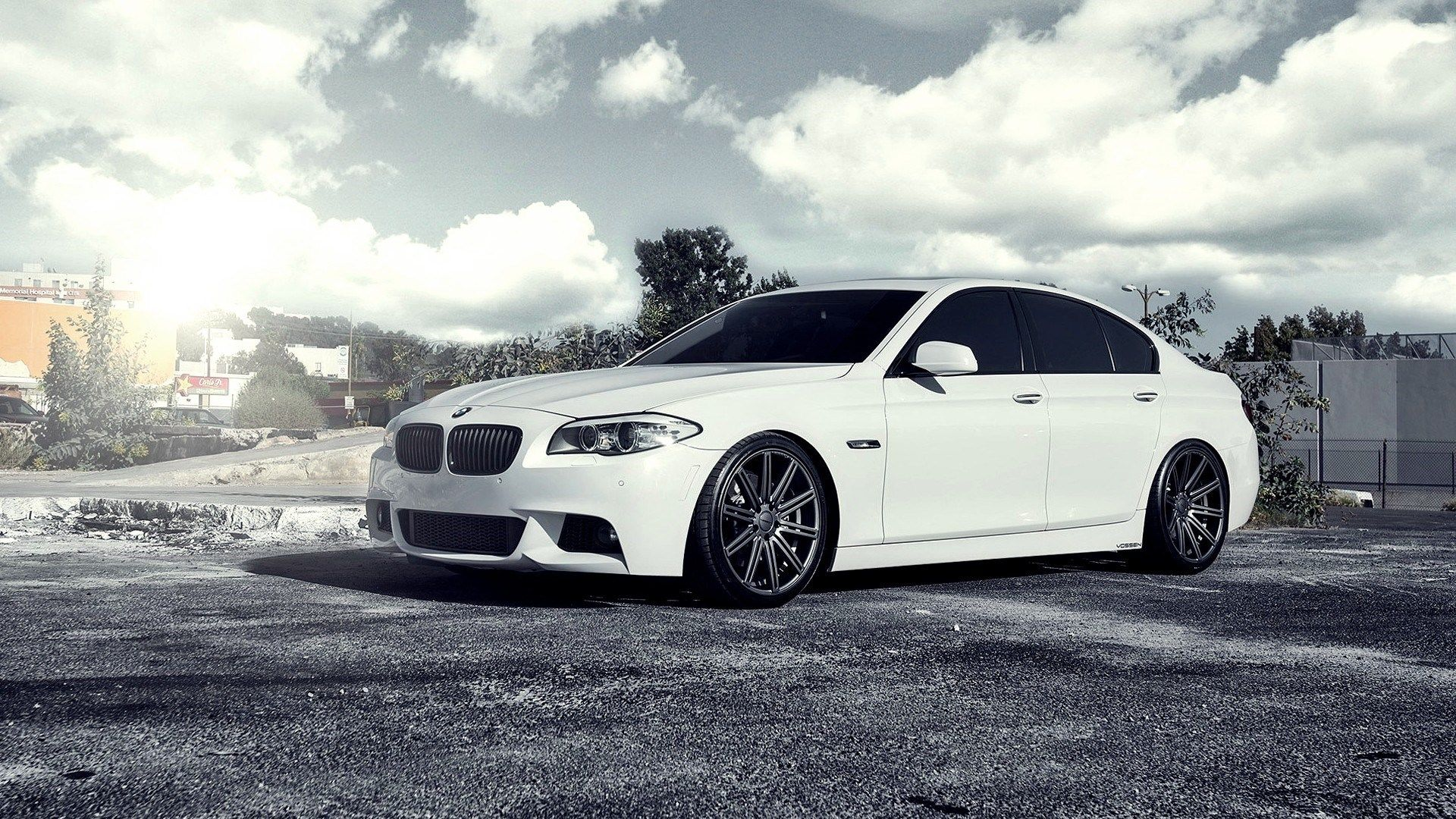 bmw 2015 5 series white. 2015 bmw 5 series car wallpaper bmw white