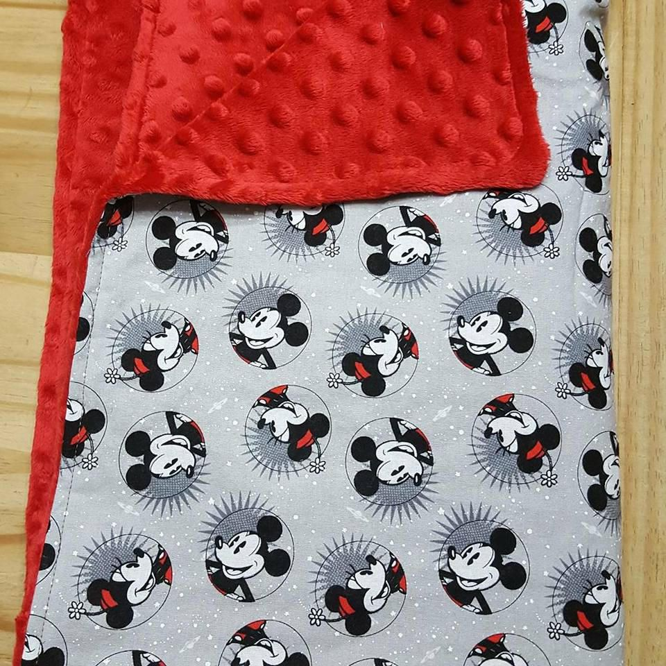 Mickey Baby Blanket Mickey Mouse Baby Shower Gift Baby Etsy Mickey Mouse Baby Shower Baby Mouse Mickey Mouse Quilt