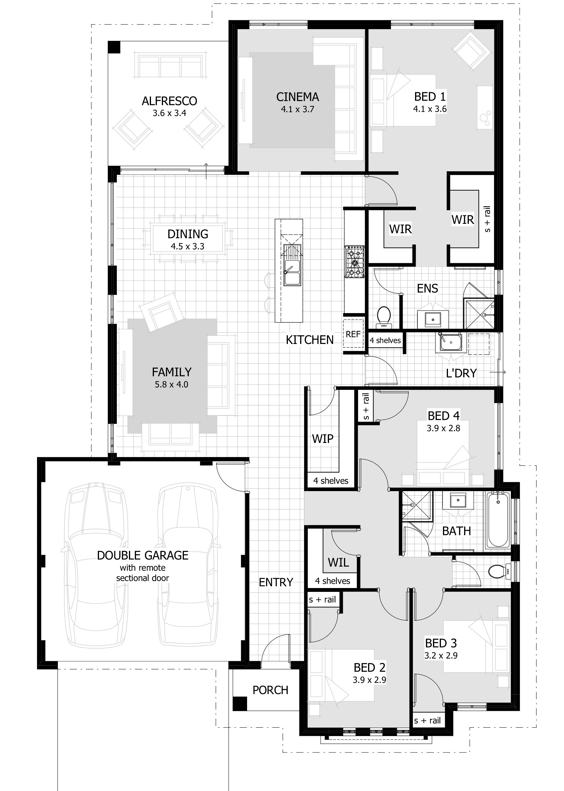 3 X 2 Home Designs Part - 27: Contempo Collection Home Designs | Celebration Homes