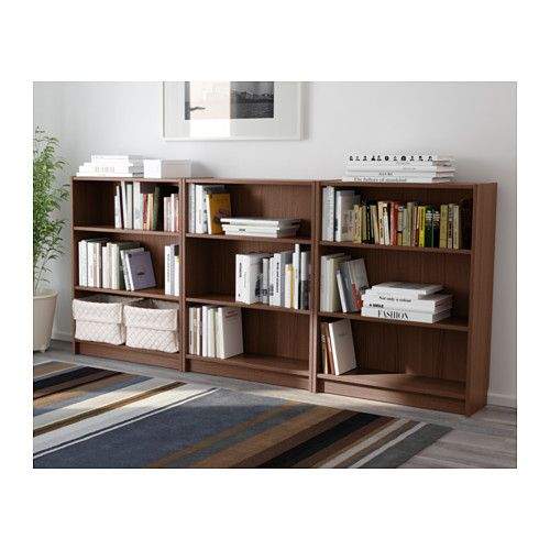 Hej Bei Ikea Osterreich Brown Bookcase Billy Bookcase Ikea Billy