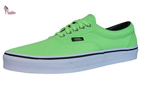 chaussures vans homme vert