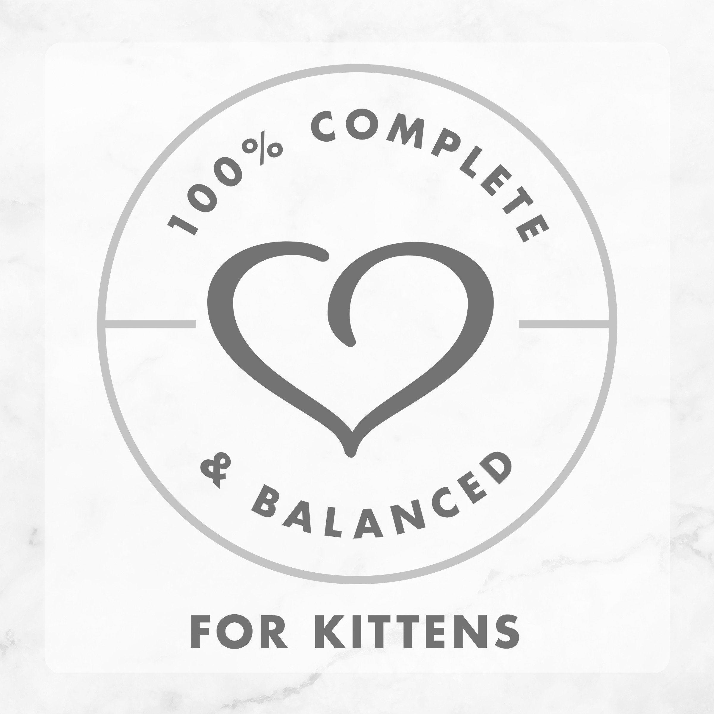 Purina Fancy Feast Tender Feast Wet Kitten Food Variety