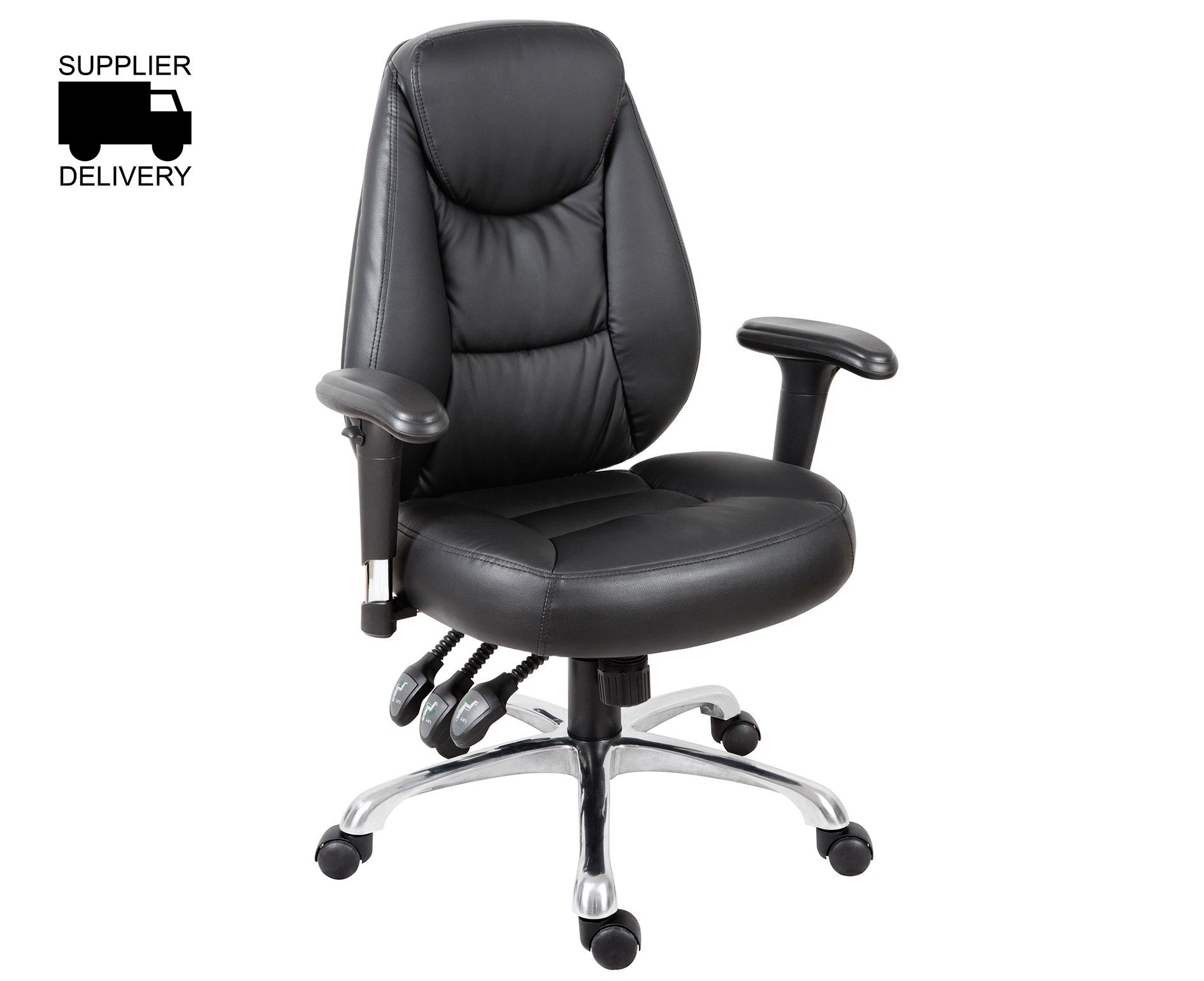 Teknik Office Portland Luxury Operator Chair (With images