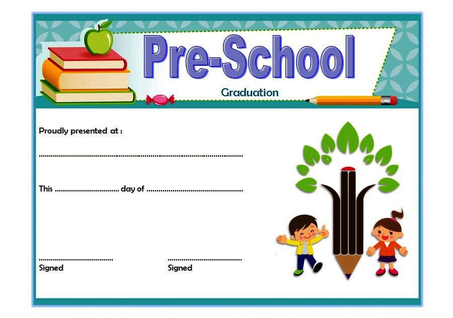 Editable Preschool Graduation Certificate Template Free 3 Graduation Certificate Template Preschool Graduation Kindergarten Graduation Certificate