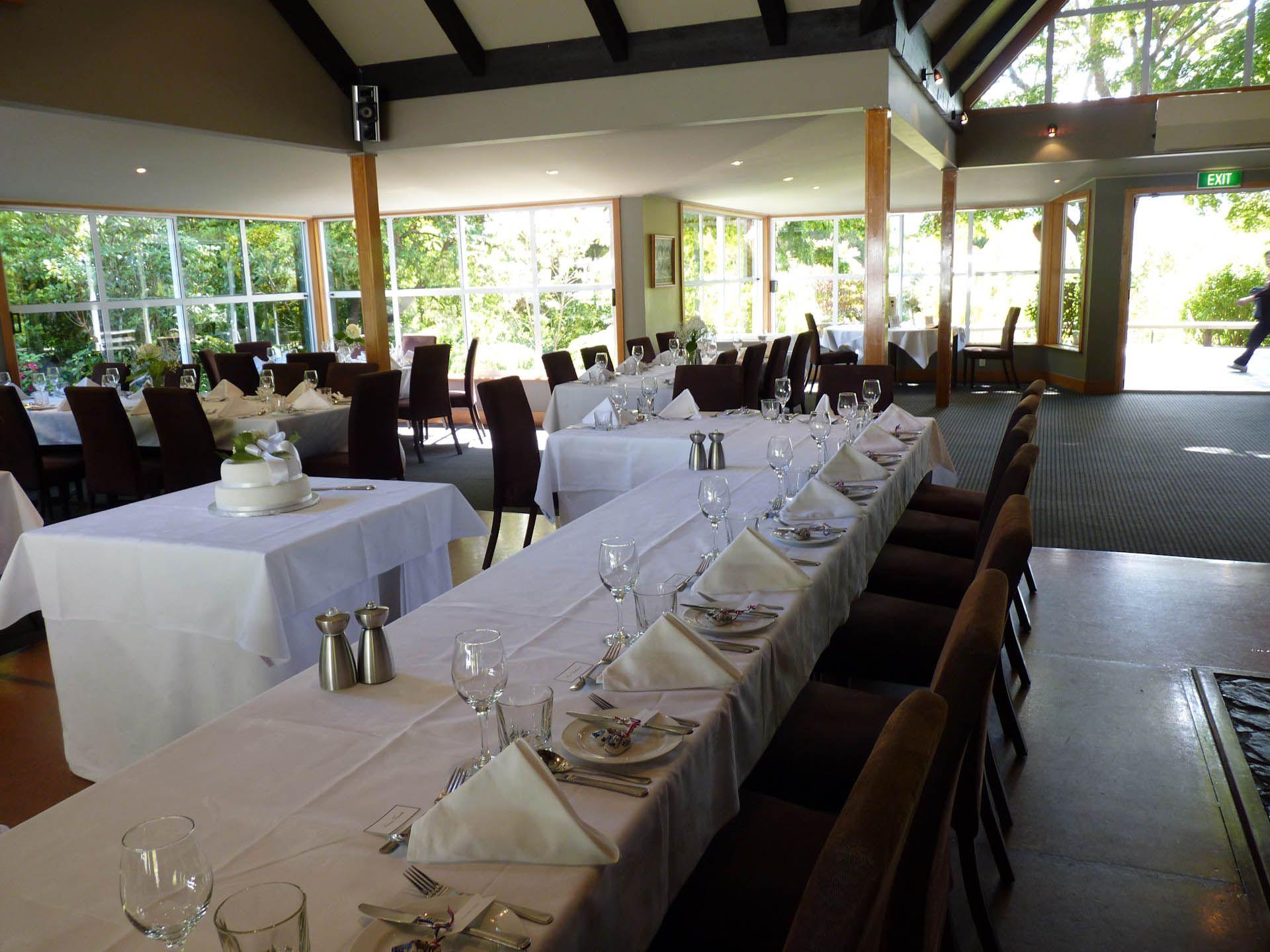 Dunedin Wedding Venue Reception Glenfalloch Restaurants