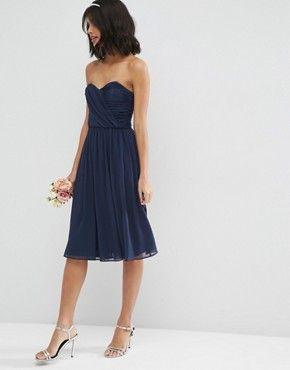 discover fashion online  midikleider kleider kleid hochzeitsgast