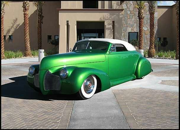 1940 pontiac custom