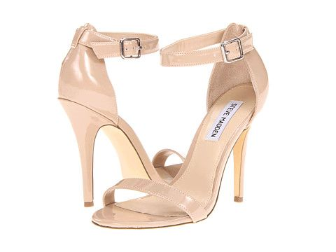 Get Naked: Find the Perfect Pair of Nude Colored Shoes | Steve ...