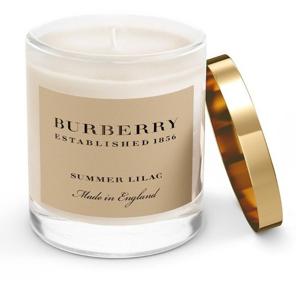 Burberry Summer Lilac Fragranced Candle