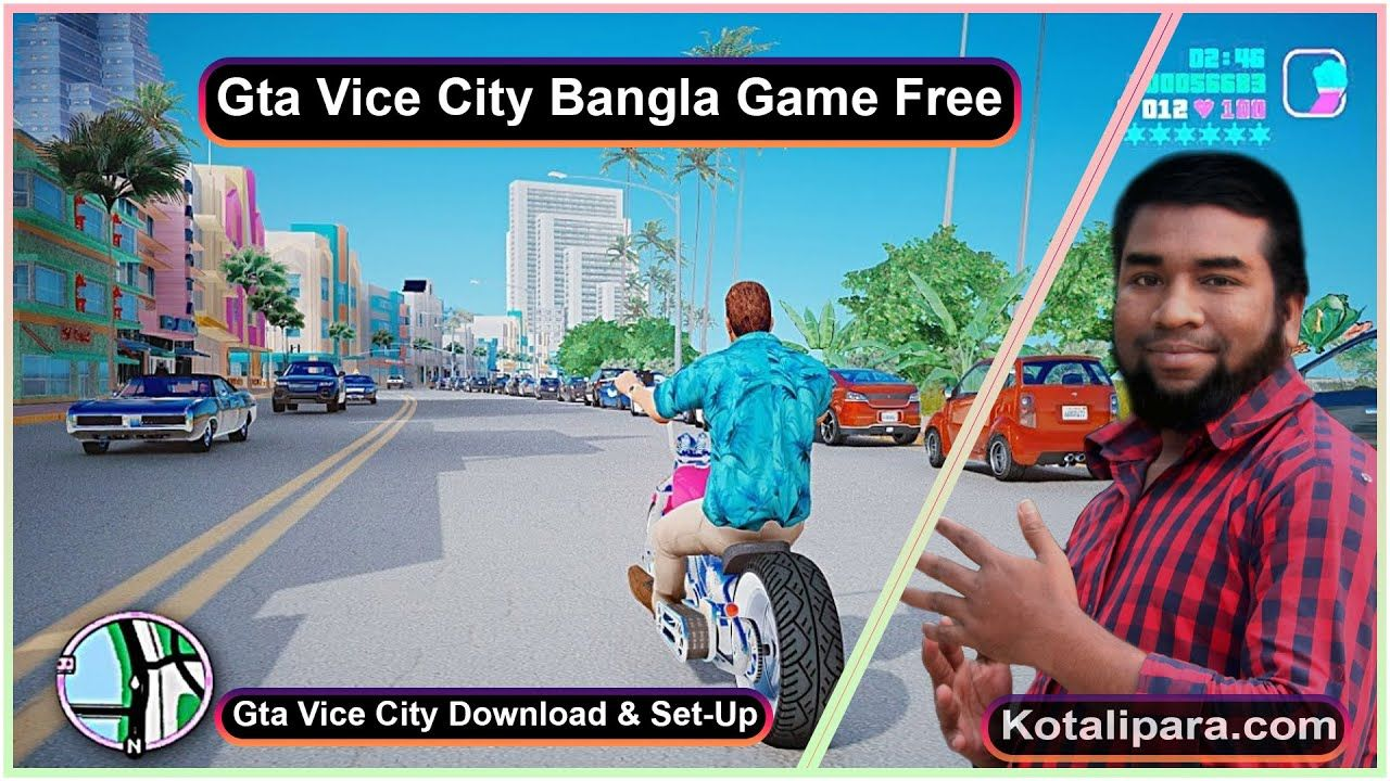 Gta Vice City Bangla Game Download Full Version For Pc