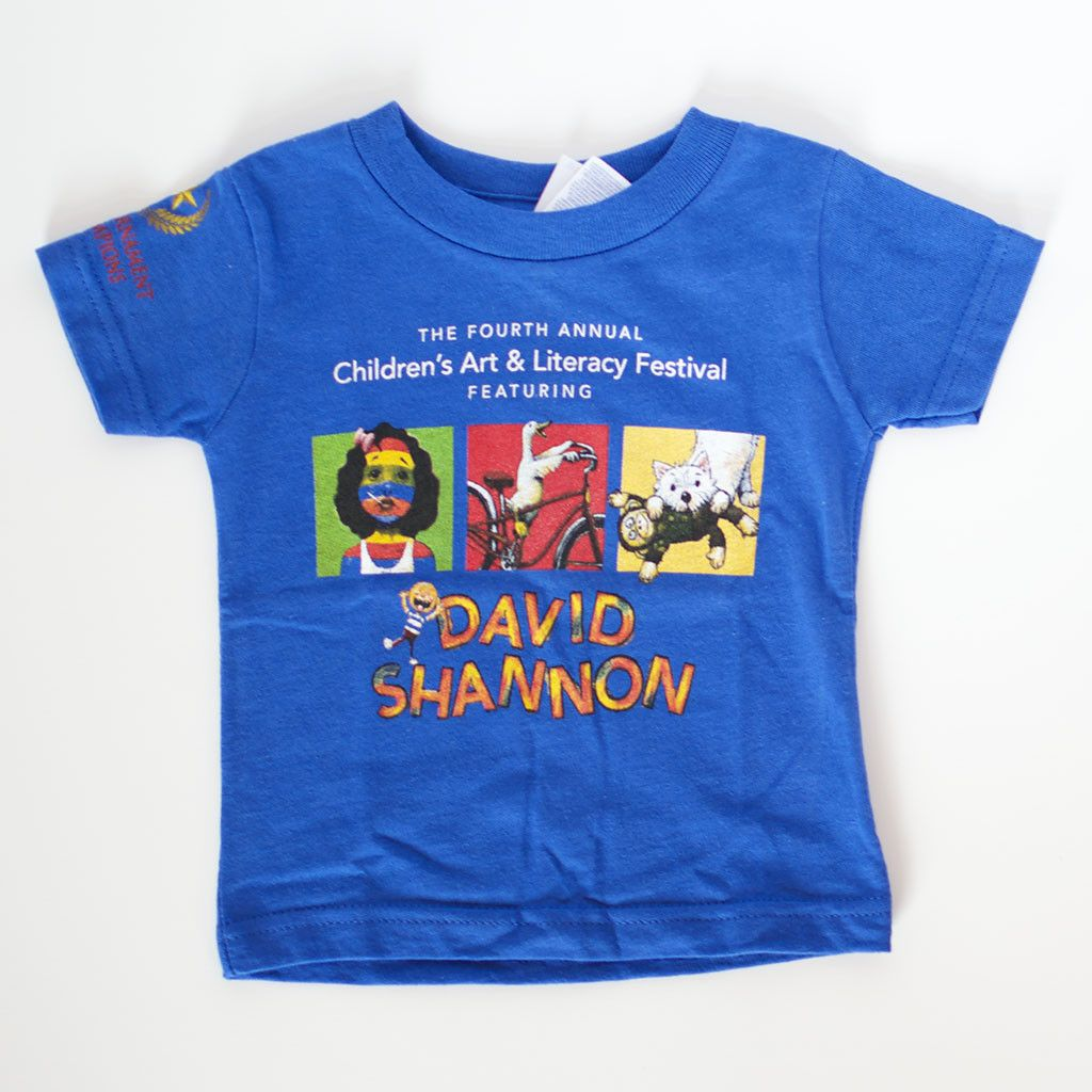 2015 - David Shannon - CALF Shirt #Abilene #AbileneTX #StorybookCapitalofTexas #Shirt #Tshirt #GraphicTshirt