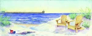 Cherry Grove Pier in 1999