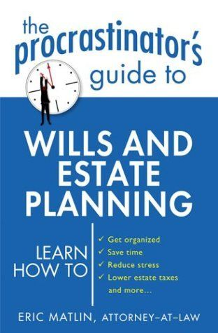 6 Books for Estate Planning