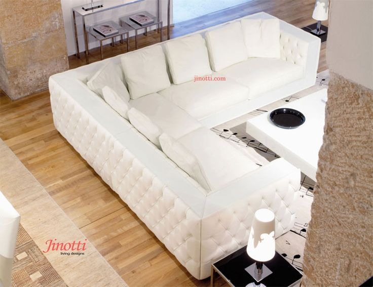 New Modern Style Leather Chesterfield Sofa Set Design Low Price