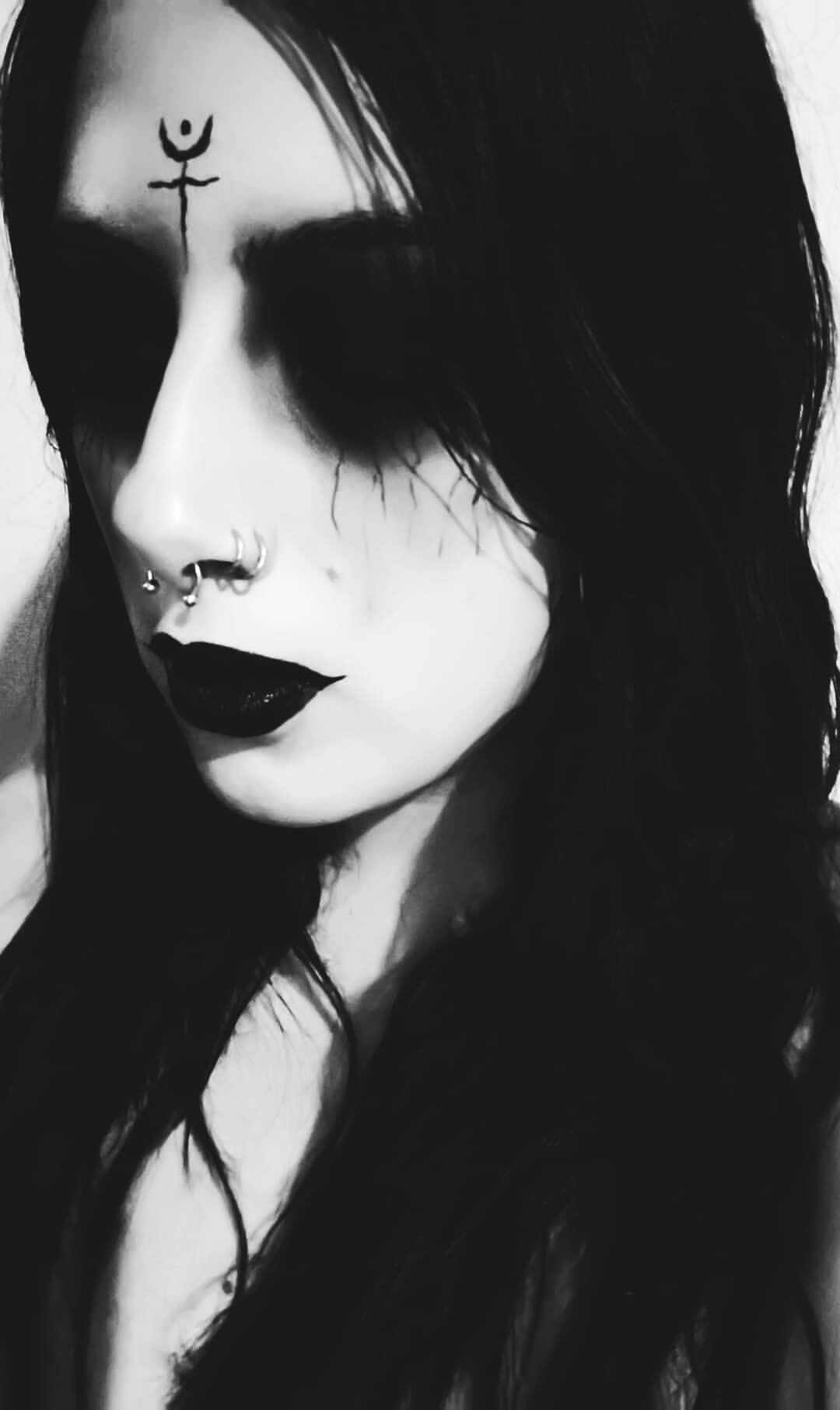 Girl black instagram metal 100 Best
