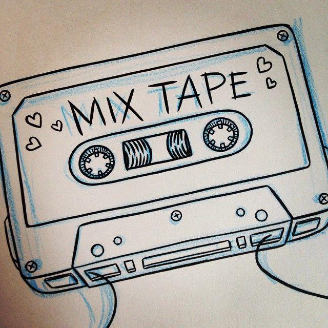 Mix tape for The Found's 2015 catalog. instagram.com/lauraszumowski