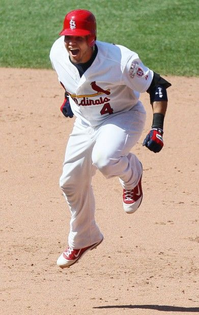 Photo of Gallery: Yadi rescues the Cardinals