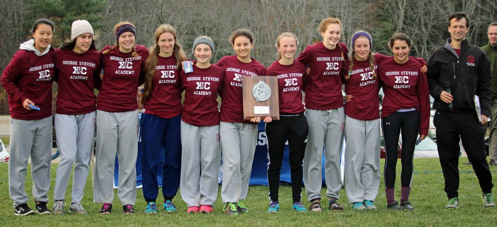 Lasalle Boys and Girls teams sweep the 2014 State XC