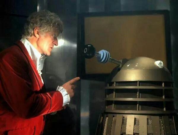3 and a Dalek