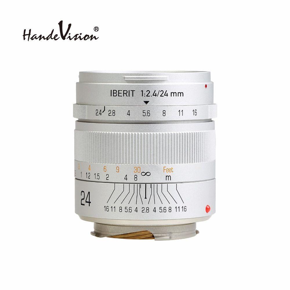 KIPON IBERIT 24mm F2.4 Full Frame lenses for Leica M Mount Camera ...