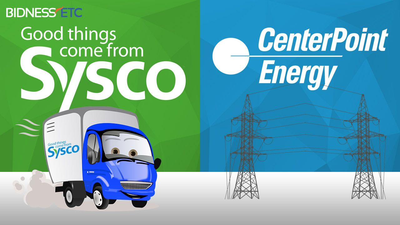 Earnings Whispers Sysco Corporation Syy Centerpoint Energy Inc Cnp Energy Sysco Corporate