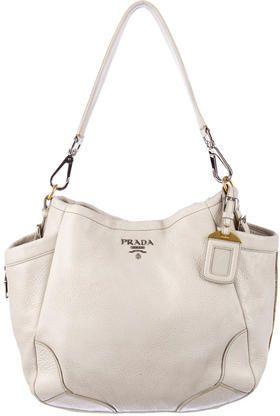 Prada Cervo Lux Hobo on shopstyle.com. Designer Handbags On SaleId ... 86d774e2ba