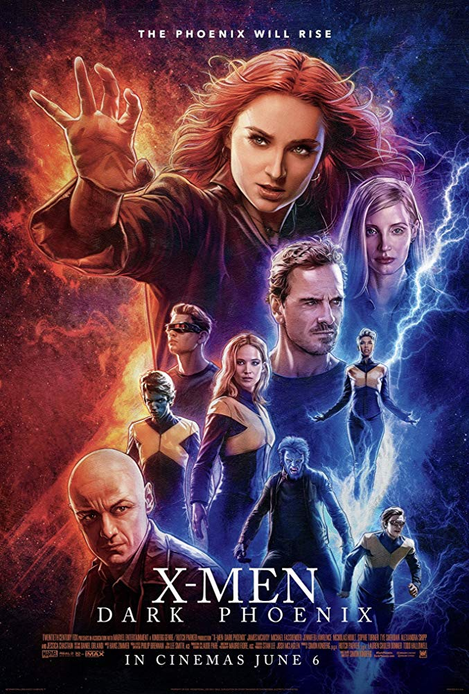 Dark Phoenix 2019 January 26 2020 In 2020 Dark Phoenix X Men Full Movies