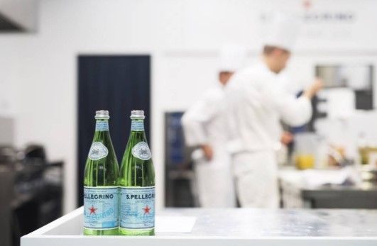 S.Pellegrino accompanies every inspired moment with a unique pleasure. Enjoy our world on www.sanpellegrino.com