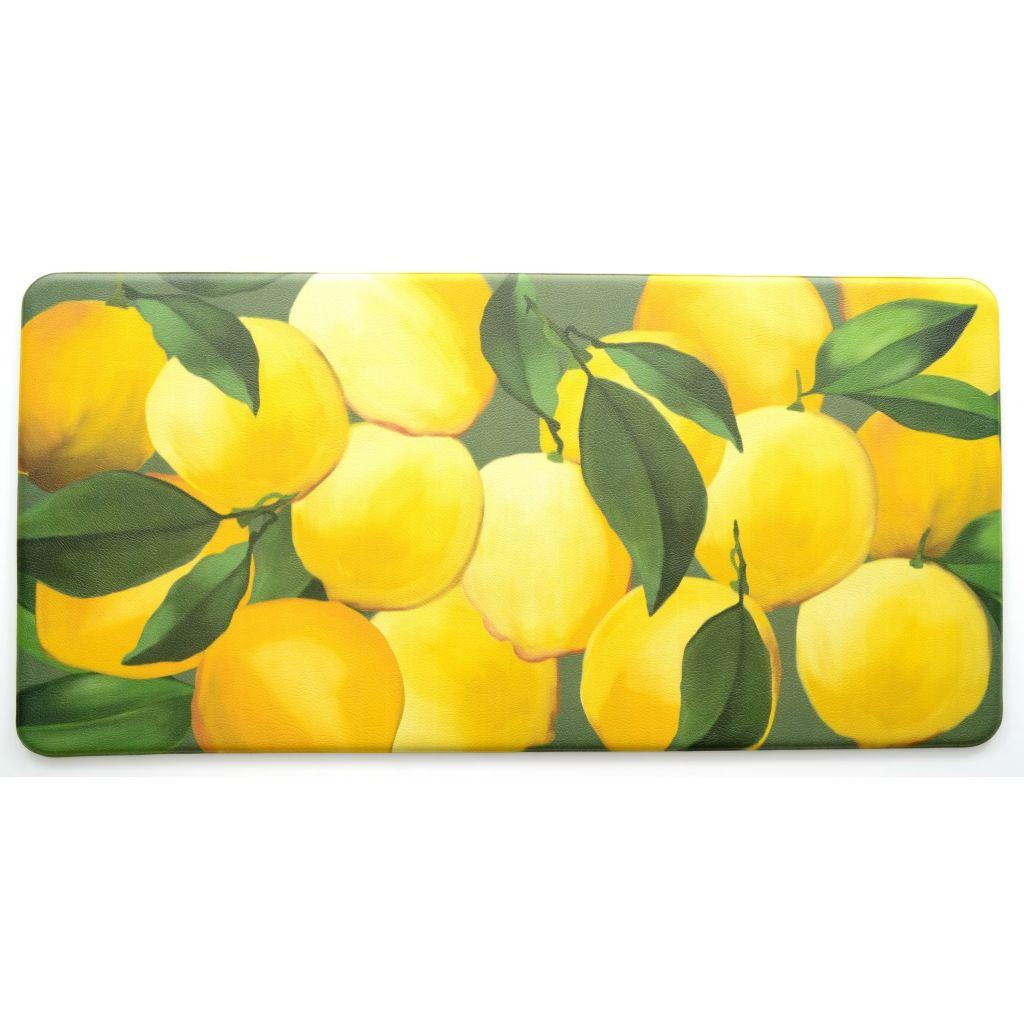 lemon kitchen rug light design 1000 home pinterest