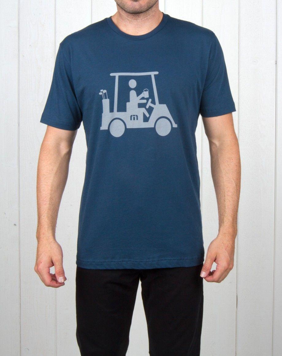 d19d1371c Mapes T-Shirt - Dark Blue