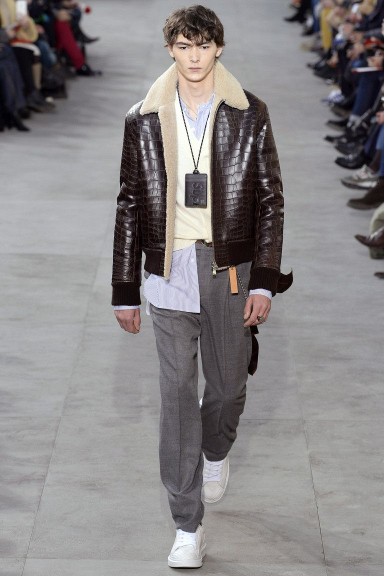 Louis Vuitton коллекция   Коллекции осень-зима 2017/2018   Париж   VOGUE