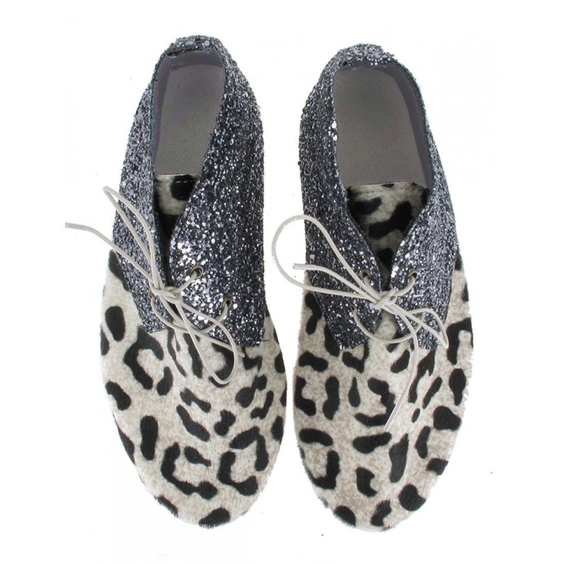 Anniel Chaussures Noir EBYOA1V